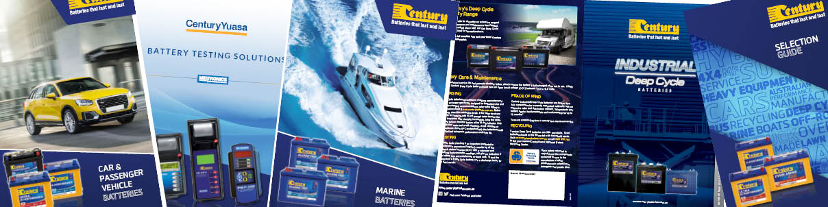 Literature  Brochures  Century Batteries