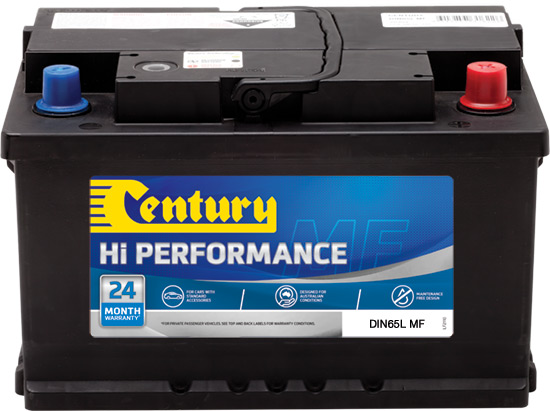 Product - Century Batteries