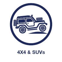 4x4 & SUV Batteries