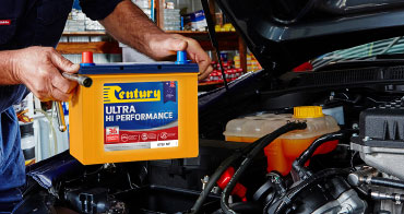 Battery FAQs - Century Batteries
